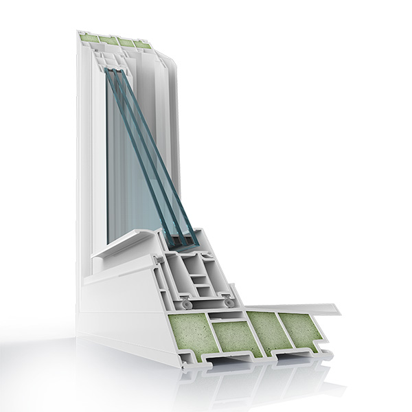 Triple Pane Windows - 8000 series